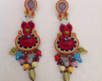 Amusement Earrings
