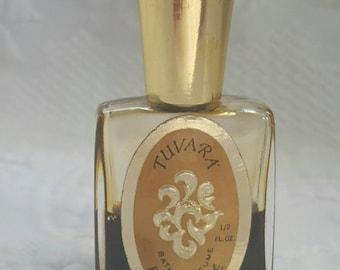 Vintage TUVARA perfume