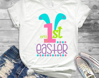 """Easter Iron On Transfer, Easter Tshirts, Kids"""" Ready to Press Iron On Transfer , Kids Iron On Easter Transfer, Ready to press Easter Desgins"""