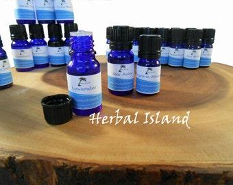 Clary Sage Essential Oil (Salvia sclarea) Pure Therapeutic Grade