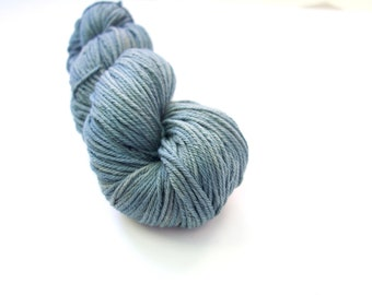 Medium-Wash Denim / DK / Naturally Hand-Dyed Yarn