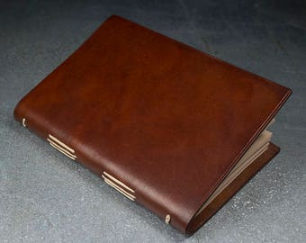 Hitch Micro Leather Journal