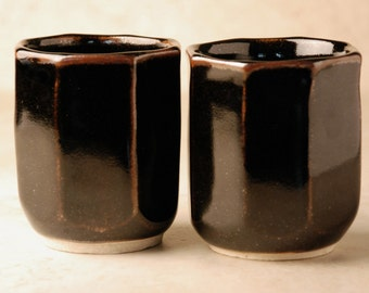Set of 2 Traditional Tea Cups.