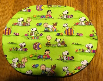 "Peanuts Placemats   Set of 4  14"" x 18"""