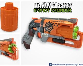 Nerf Hammershot 8-Shot Cylinder