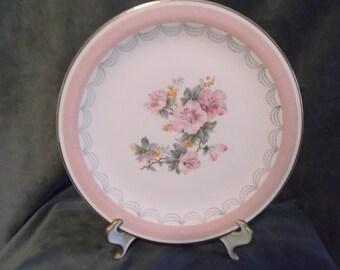 Vintage Crooksville China Salad Plate