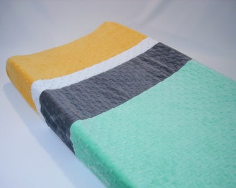 Changing Pad Cover Multi Color
