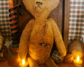 "Primitive Bear ""Edmond"""