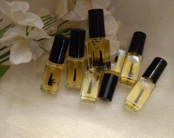 Nail Oil~Nails~Jojoba Oil~Scented Nail Oil~Fingernail Growth~Nail Health~Nail Nourishment~Fragranced Oil~Nail Care~Cuticle Oil~