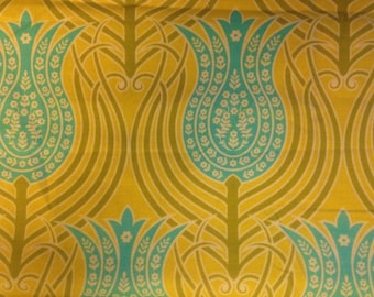 NOTTING HILL by Joel Dewberry - Fabric - Tulips in Fern - Quilting - Sewing - Home Decor - Crafting - Floral - Tulips - Flowers