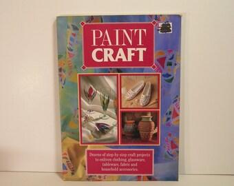 Paint Craft Book