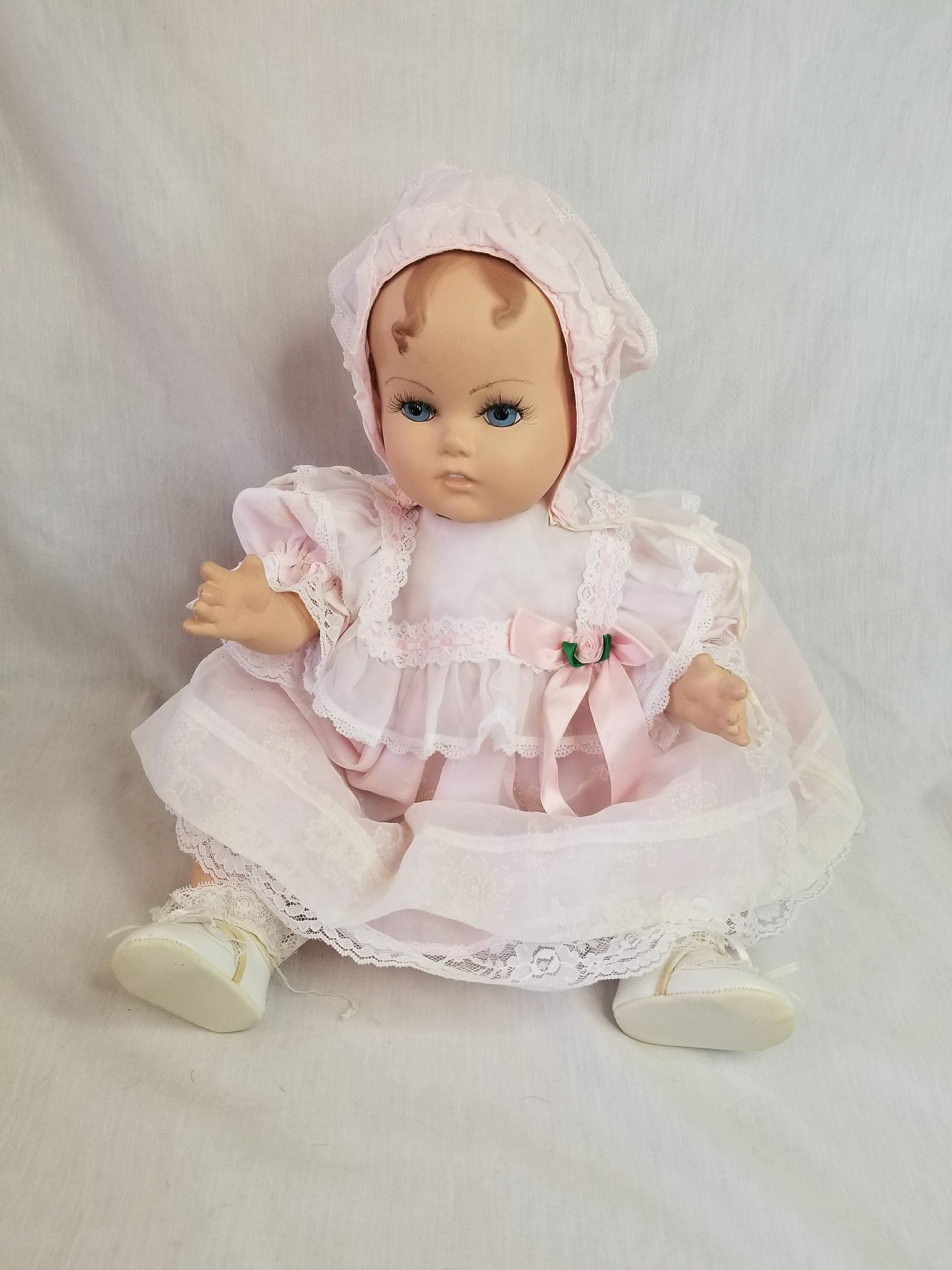Melody Big Haunted OOAK 24 Handmade Bisque Cloth Victorian Gerber