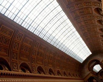 Canvas Print, Paris Photography, Paris, Travel Fine Art Photograph, French Decor, Large Wall Art, Versailles Palace Architecture, Canvas