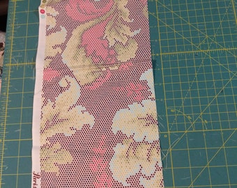 Tula pink Parisville Damask Dots 18x7 inches