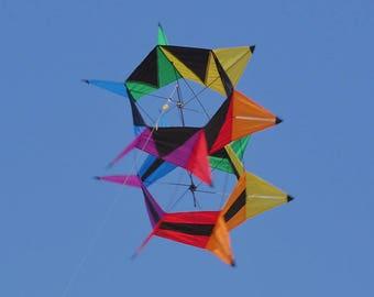 SuperSize Cellular 3D Nylon Kite | SpinBox