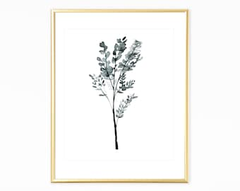 Modern Botanical Print,Botanical Prints,Nature Print,Instant Download Printable art,Digital Print,Minimalist Download,Minimalist Wall Art