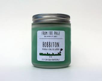 Hobbiton Soy Candle - 8 oz
