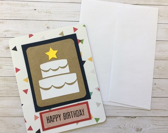Birthday Cards - Handmade Birthday Cards, Custom Birthday Cards, Birthday Card Box Set, Birthday Greeting Cards, Birthday Card