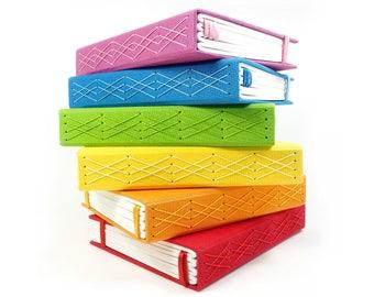 A5 Bullet Journal (6 x 8 Zoll) Notebook. 130gsm kein Ausbluten, kein Geist! Kugel-Notizbuch, Reisetagebuch, Dot Grid Notebook, Bujo, leeres Buch.
