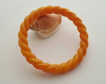 Plastic Bangle Bracelet