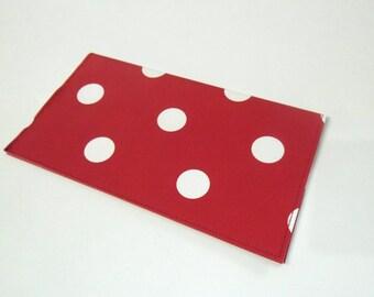 Checkbook holder