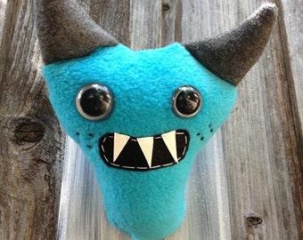 Blue Monster Headmount