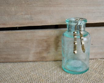 Square Stack Earrings