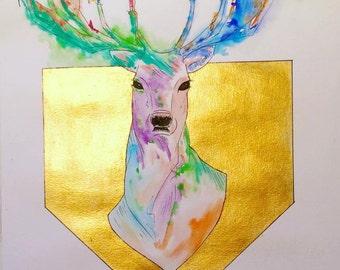Enlightened Deer