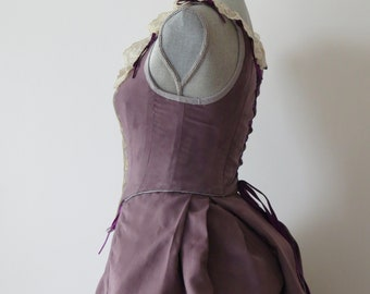 Victorian Bustle Gown - CUSTOM