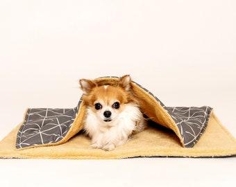 Cuddly dog blanket/fluffy dog blanket
