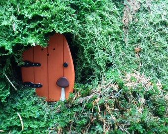 Handmade Wooden Fairy Door