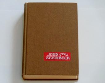 John Steinbeck - The Grapes of Wrath - Viking Press 1967 - American Lit - Realist Novel - The Dust Bowl - Vintage Hardcover Fiction Book