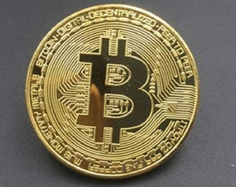 BitCoin Art Collection Metal Jewelry