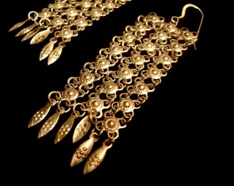 The Bellydancer Earrings