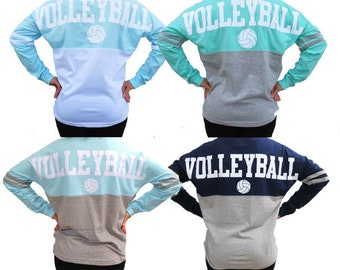 Volleyball Billboard Jersey - 2 Tone