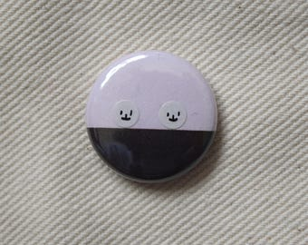 "Pea Peas 1"" Pinback Button (1)"