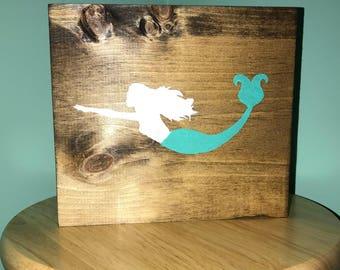 Simple Mermaid Sign