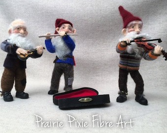 The Rolling Gnomes