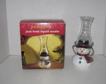 Christmas Ceramic Lantern