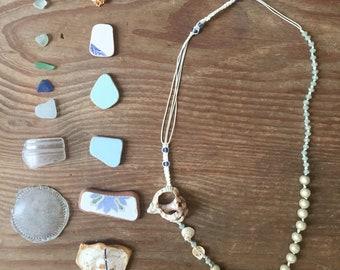 Harmony shell necklace