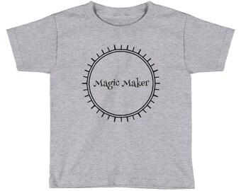 Magic Maker Kids Short Sleeve T-Shirt