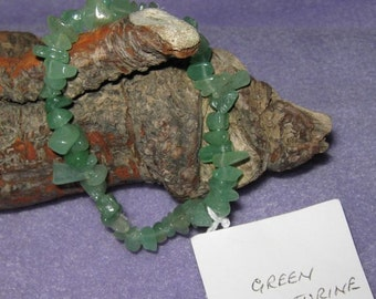 Green Aventurine - Gemstone Bracelet made with 100% natural gemstones