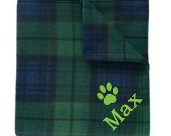 Pet Blankets, Personalized Dog Blanket, Dog Blanket, Personalized Pet Blanket, Pet Blankets for Dogs, Soft Fleece Blankets, Cre8ivGifts