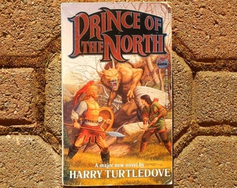 Prince of the North by Harry Turtledove Vintage Paperback Book