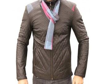 Handmade Gentlemen - Genuine Lambskin Jacket