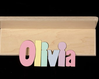 Personalized Name Shelf-FREE SHIPPING