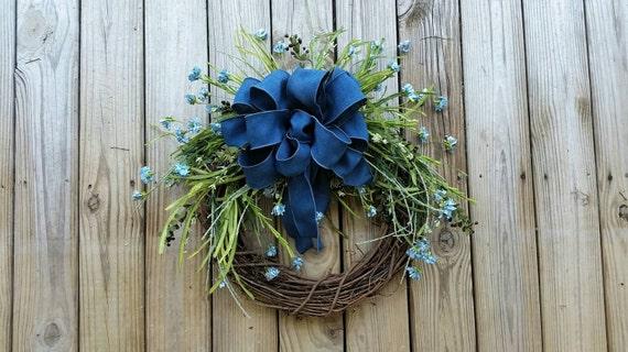 Spring Wreath, Summer Wreath