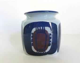 Sale - Vintage 1960's Danish Modern Inge-Lise Koefoed Royal Copenhagen Jar