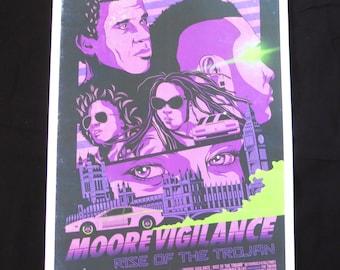 VHS  -  A3 Print