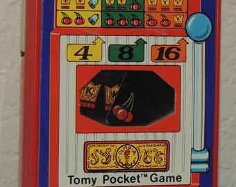 1975 Tomy Pocket Slot Game